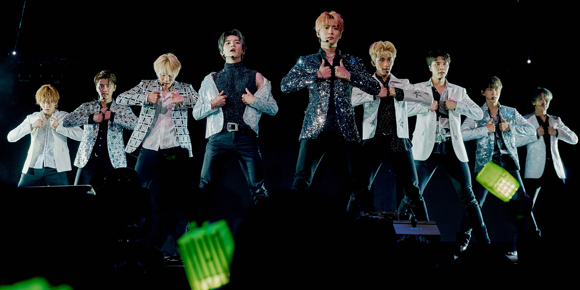 NCT 127 to perform in Singapore this July