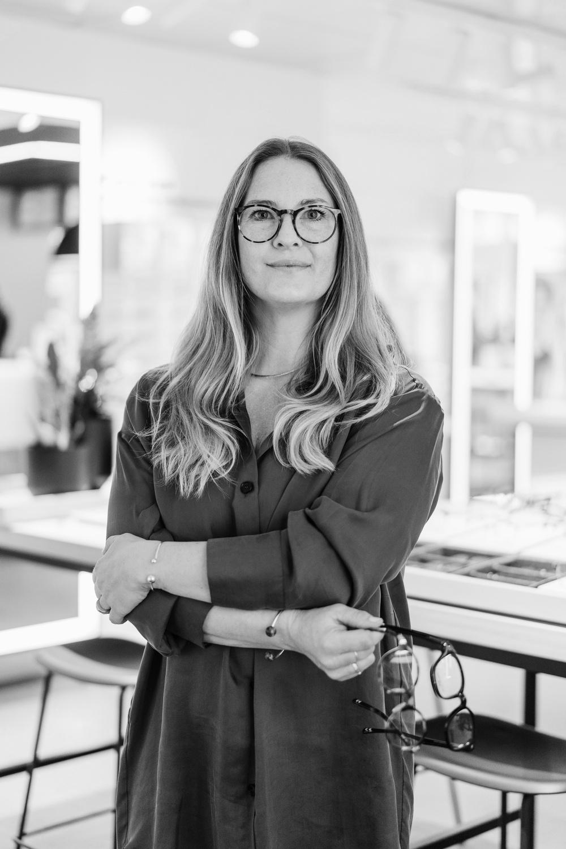 Pernilla Algede - Creative Director, Smarteyes
