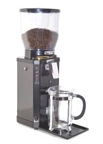 Caimano on-demand grinder