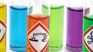 Représentation de la formation : Notion de base des produits chimique