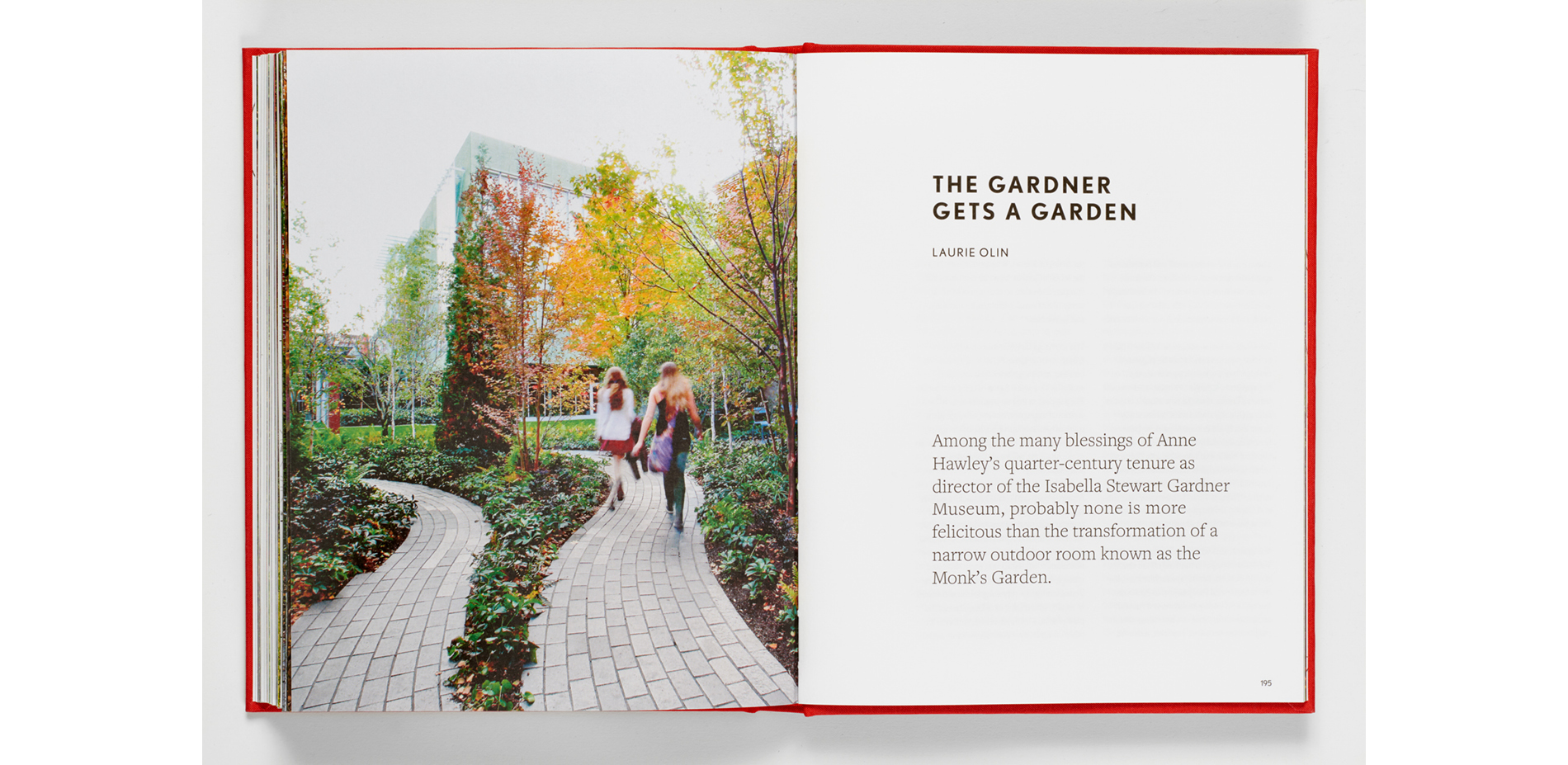 """""""The Gardner Gets a Garden"""" by Laurie Olin"""