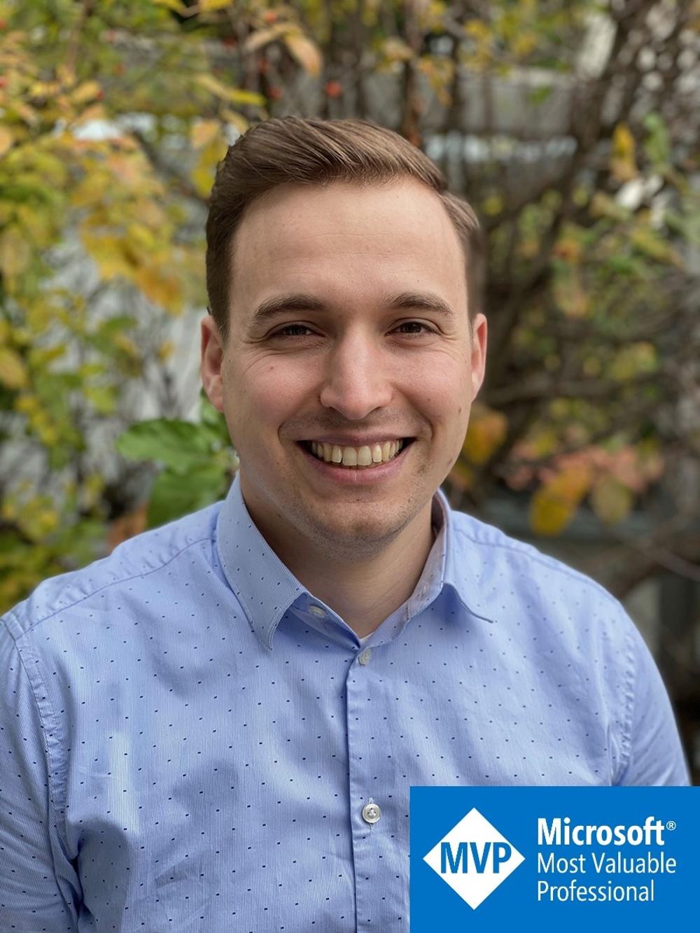 Benedikt Bergmann, Microsoft MVP