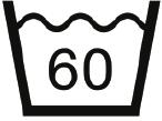 60°C Normalwaschgang