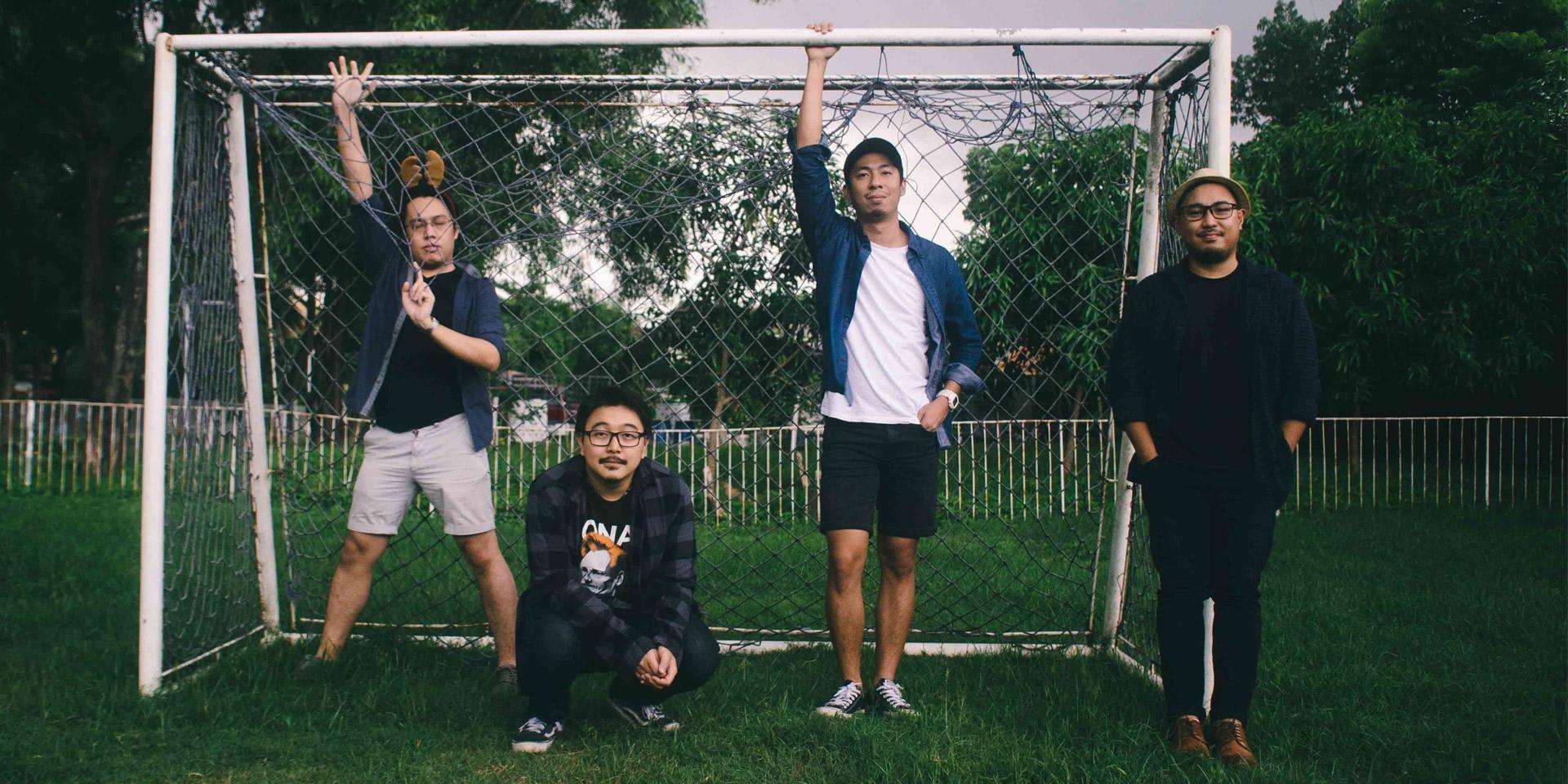 AOUI share fresh single 'All Good' — listen