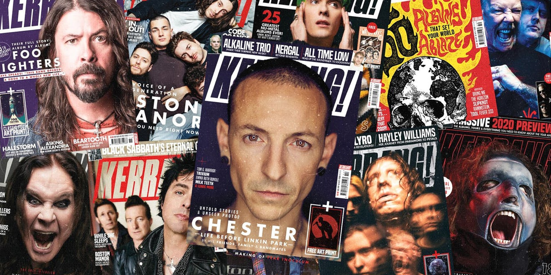 British rock and metal magazine Kerrang! to suspend publication temporarily due to coronavirus pandemic