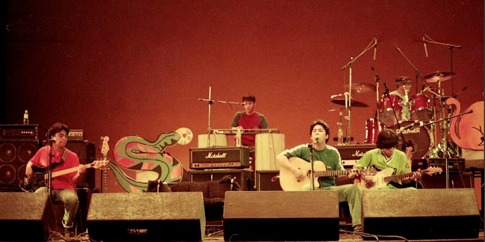Eddie Boy Escudero tells us the stories behind the '90s photos of Francis M., The Eraserheads, Rivermaya, Teeth, Pepe Smith, and more