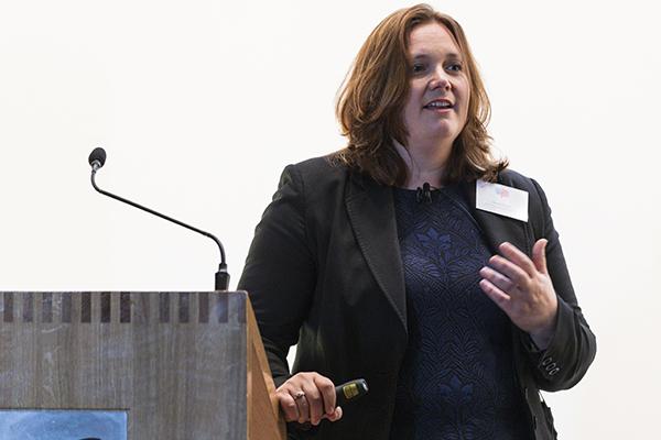 Foodservice Forum keynote speaker Sarah Linton