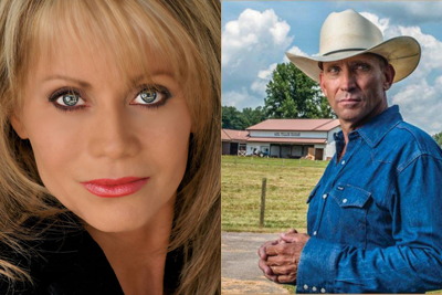 ODBD - Irlene Mandrell & Mel Tillis Jr. - March 13, 2021, doors 1:15pm (EARLY SHOW)