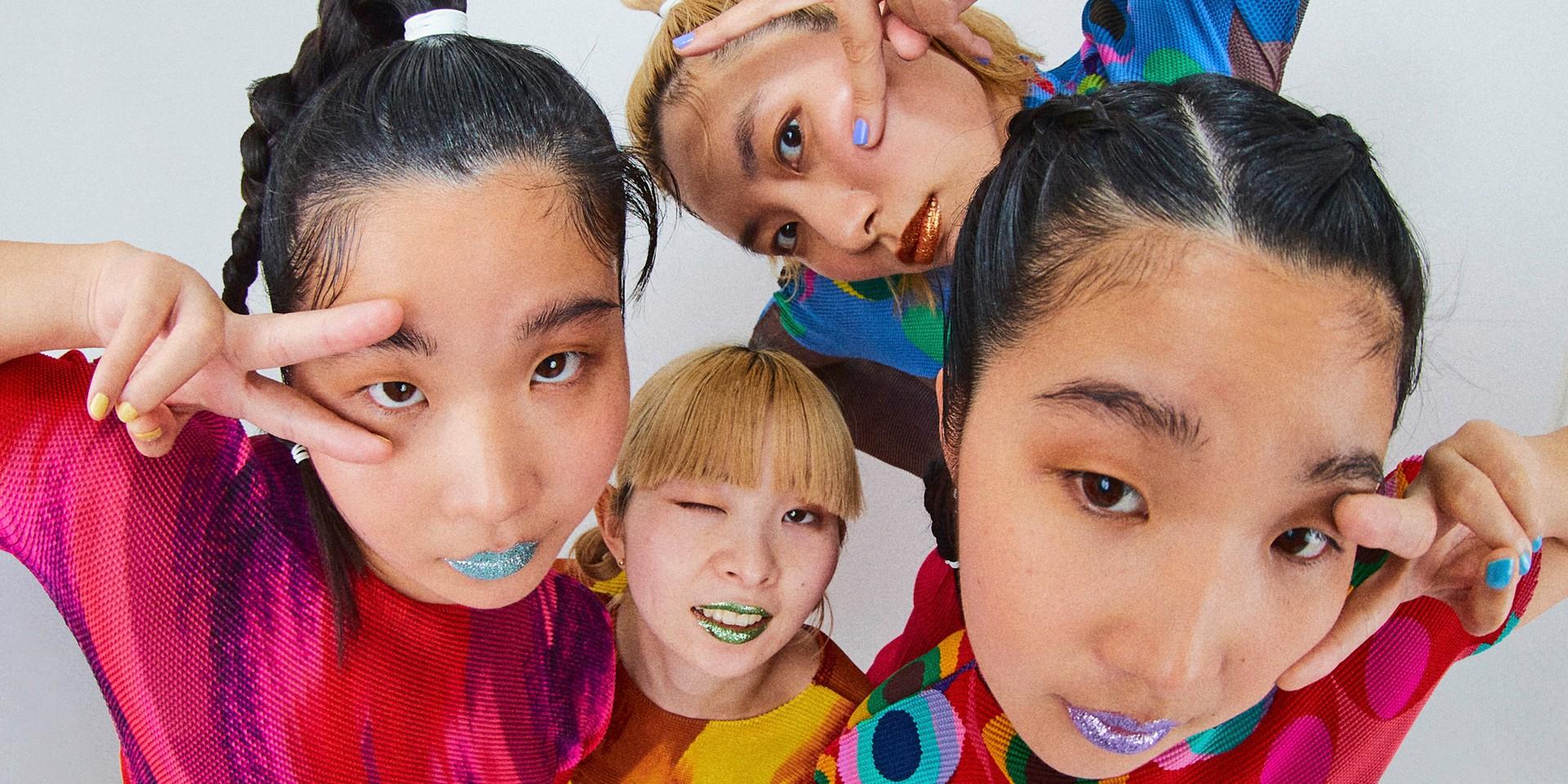 CHAI prove they've still got spunk on eclectic new album 'WINK' — listen