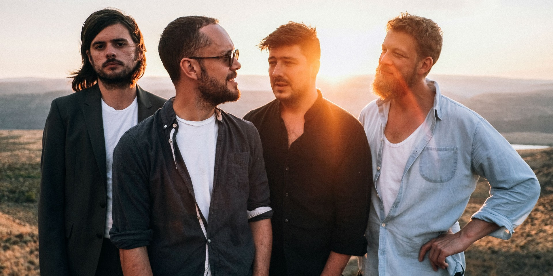 Mumford & Sons share new single, 'Blind Leading the Blind'