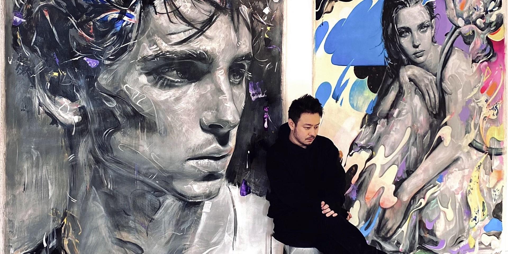 Meet Kildren, the visual artist who found healing from heartbreak through creating BTS portraits
