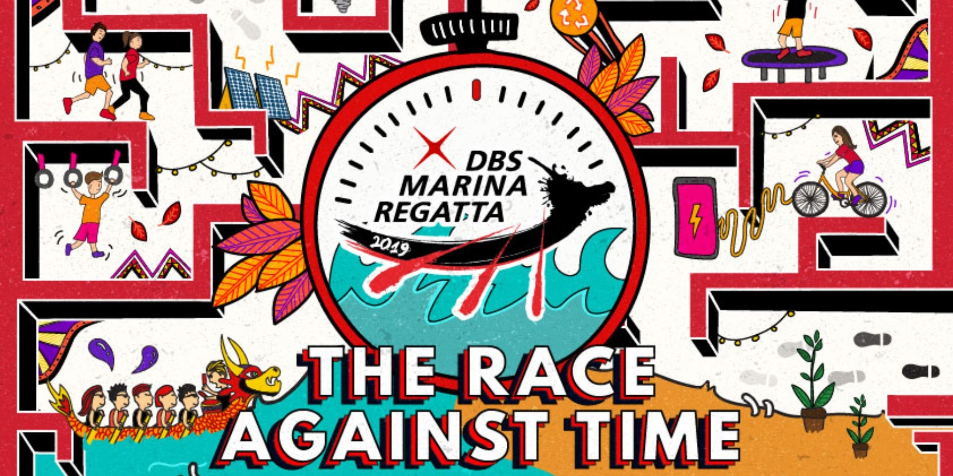 Catch your favourite buskers at this edition of Busking by the Bay at DBS Marina Regatta 2019