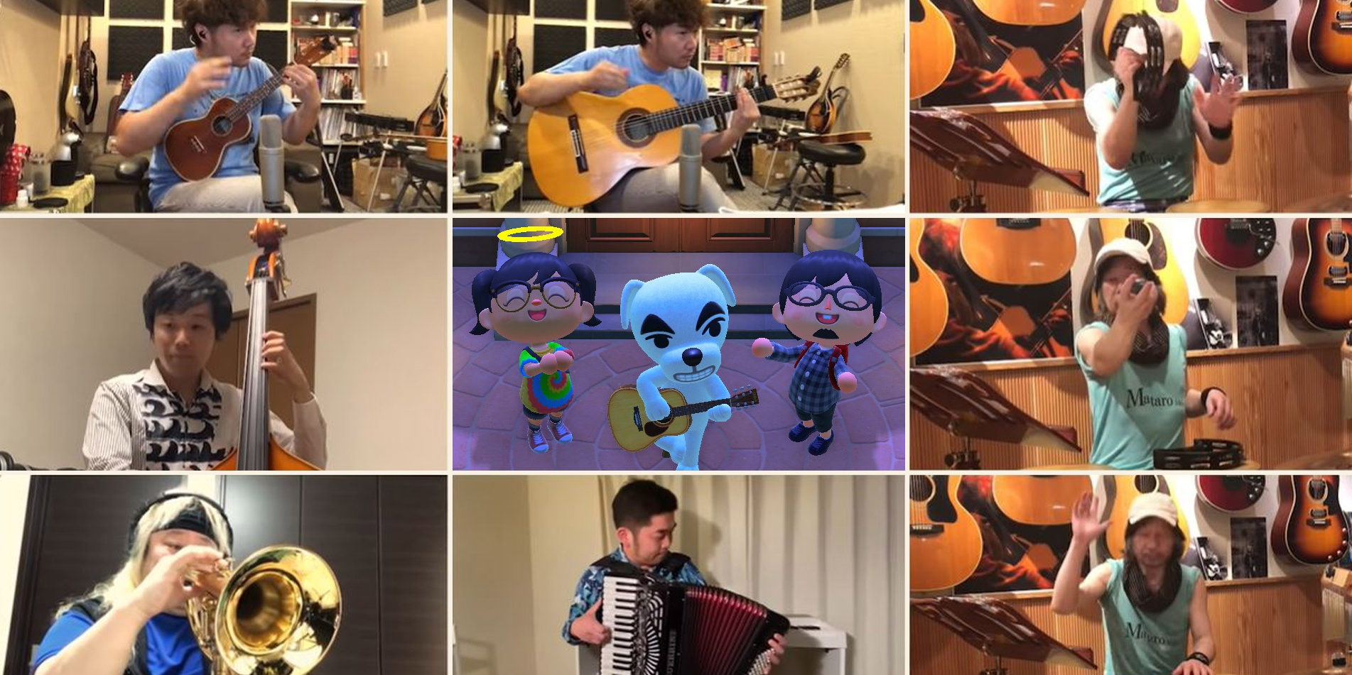 Nintendo shares soothing live performance video of the Animal Crossing: New Horizons theme – watch