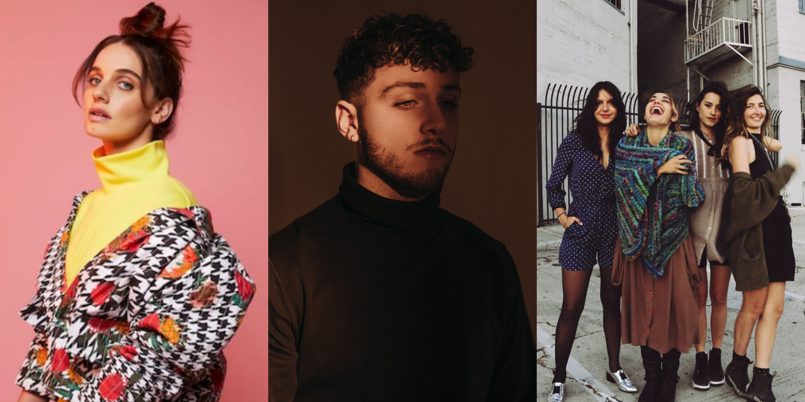 BREAKING: We The Fest announces Phase 3 line-up – Bazzi, Nina Las Vegas, Warpaint and more