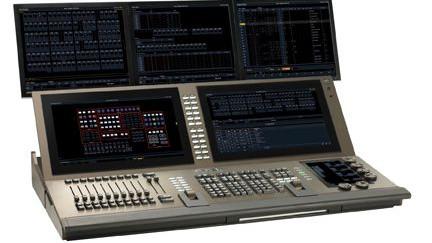 Représentation de la formation : Console EOS