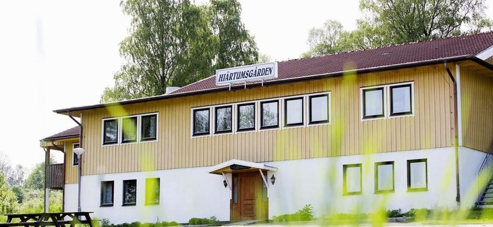 Hjärtumsgården i Lilla Edet.