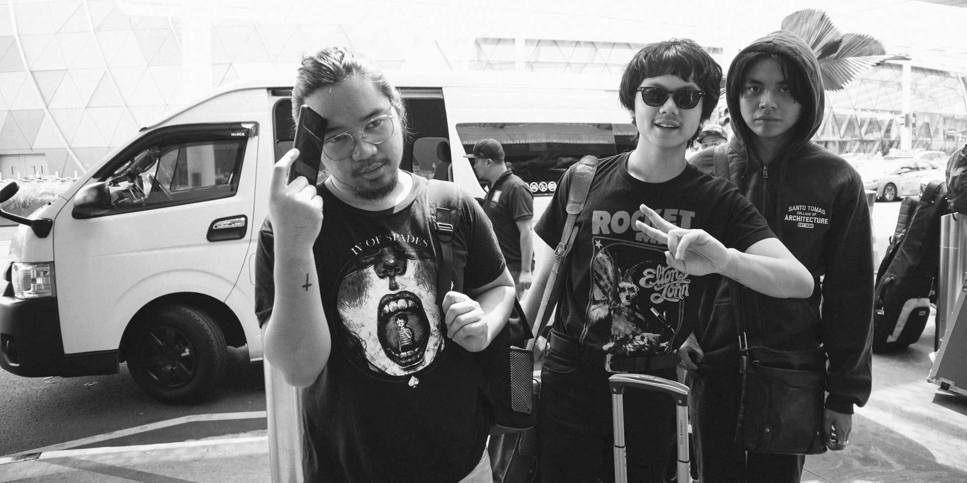 48 Hours with IV Of Spades in Singapore – photo gallery