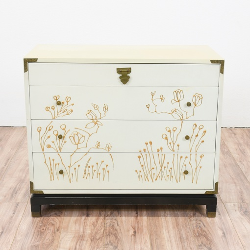 Permacraft oriental chest of drawers buffet loveseat for Oriental furniture los angeles