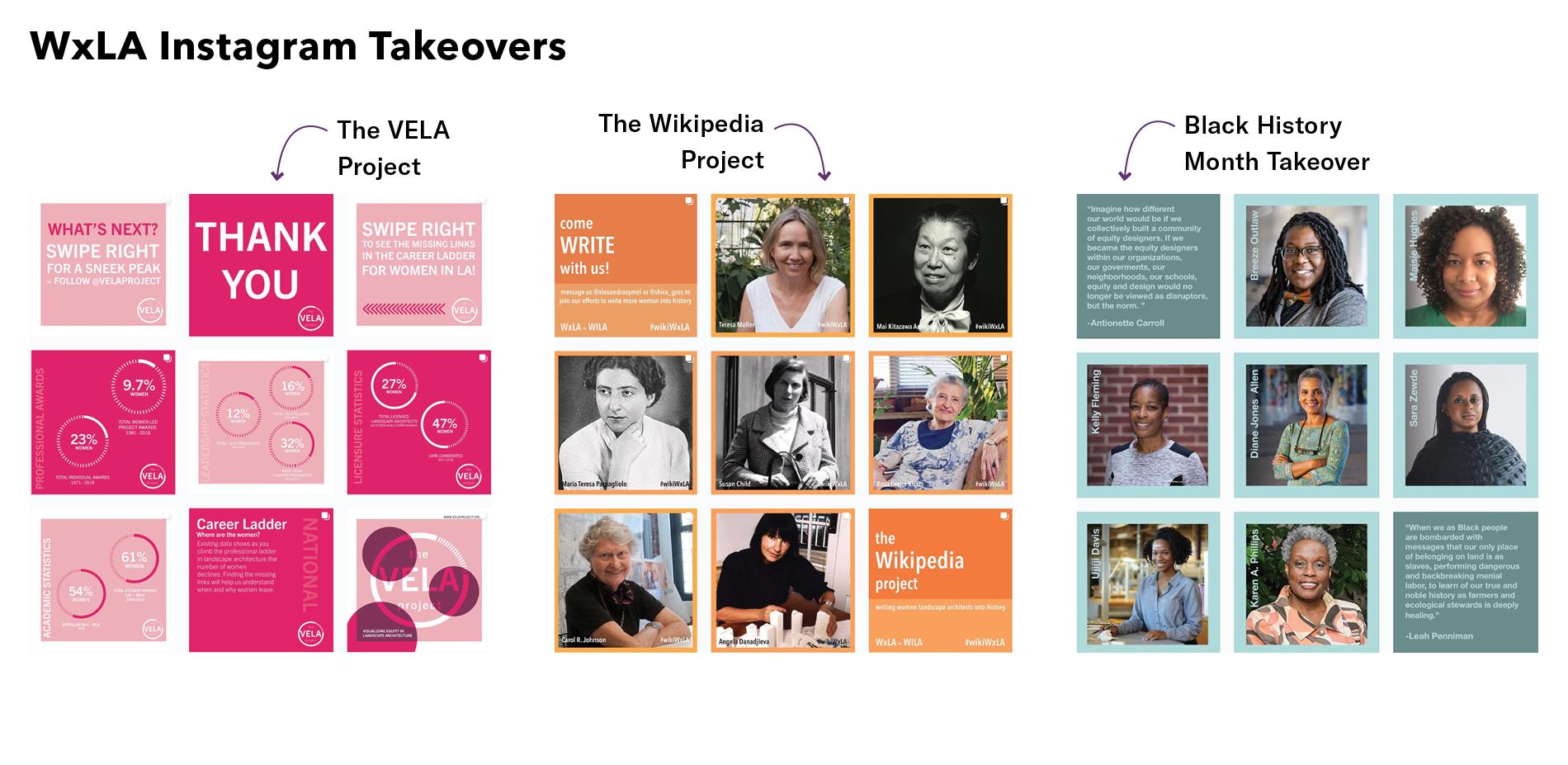 WxLA Instagram TakeOvers