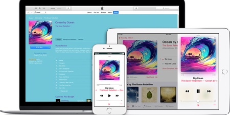 Apple Music's userbase is growing faster than Spotify's