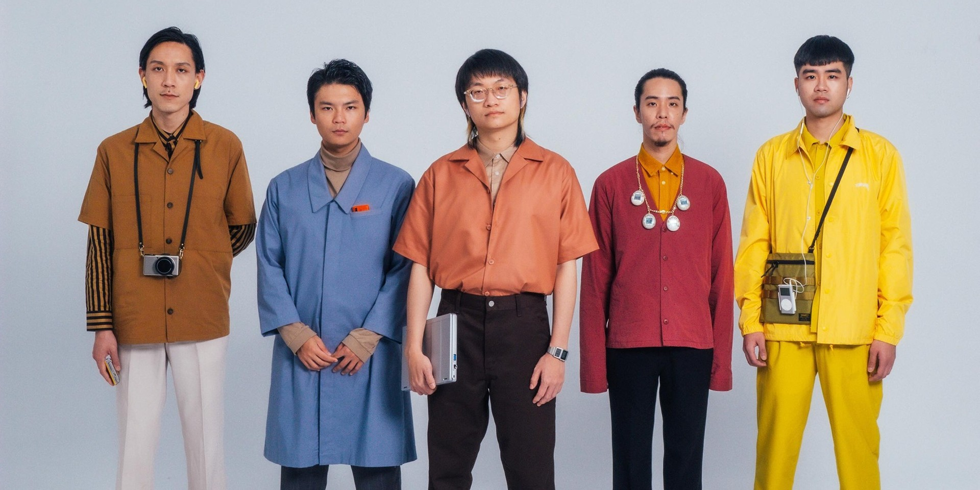 Sunset Rollercoaster release new album SOFT STORM, featuring HYUKOH's Oh Hyuk and Michael Seyer – listen