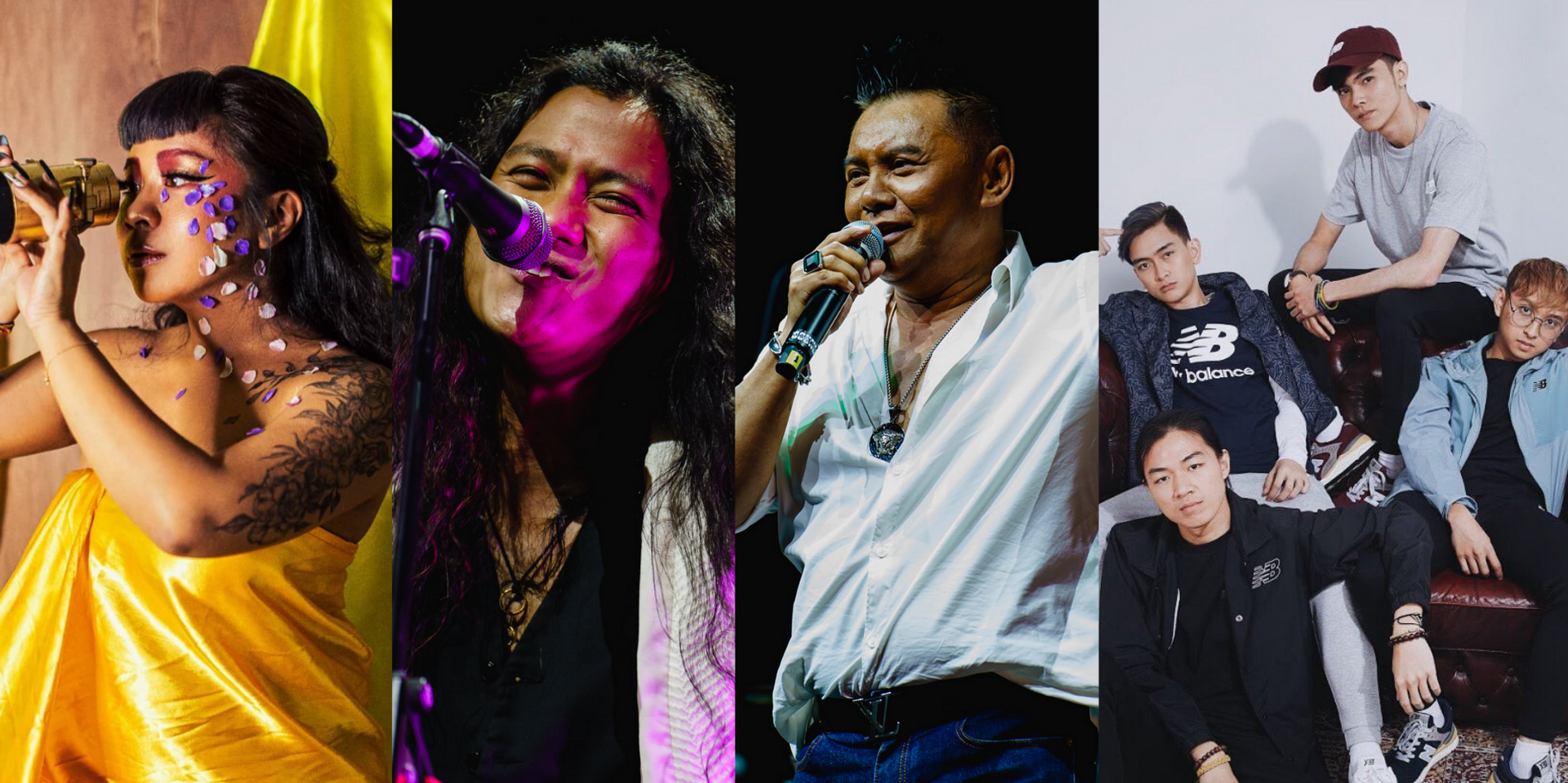 Zee Avi, Zainal Abidin, Muzza, and Insomniacks to perform at Live4Malaysia concert series this August and September
