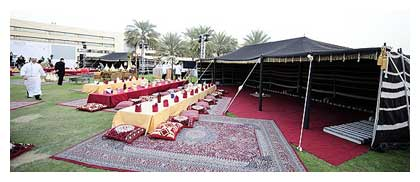 Arabian Feast