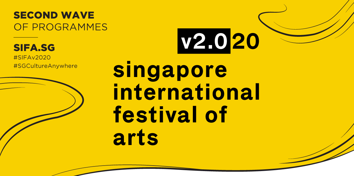 Singapore's international festival of the arts, SIFA v2.020, returns with programmes and artists for October to December revealed