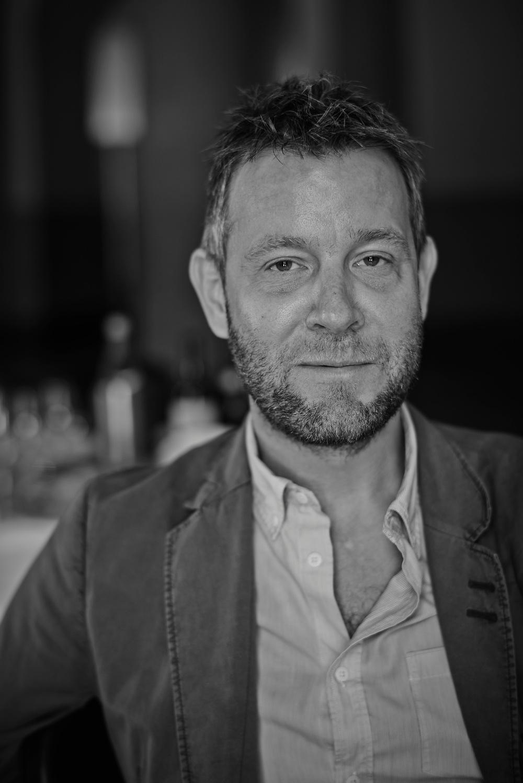 Restaurangchef Björn Wallentin