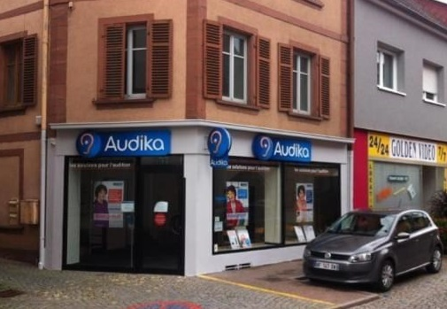 Photo du centre Audika de Ingwiller