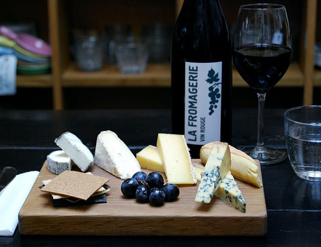 No 6 cheese board