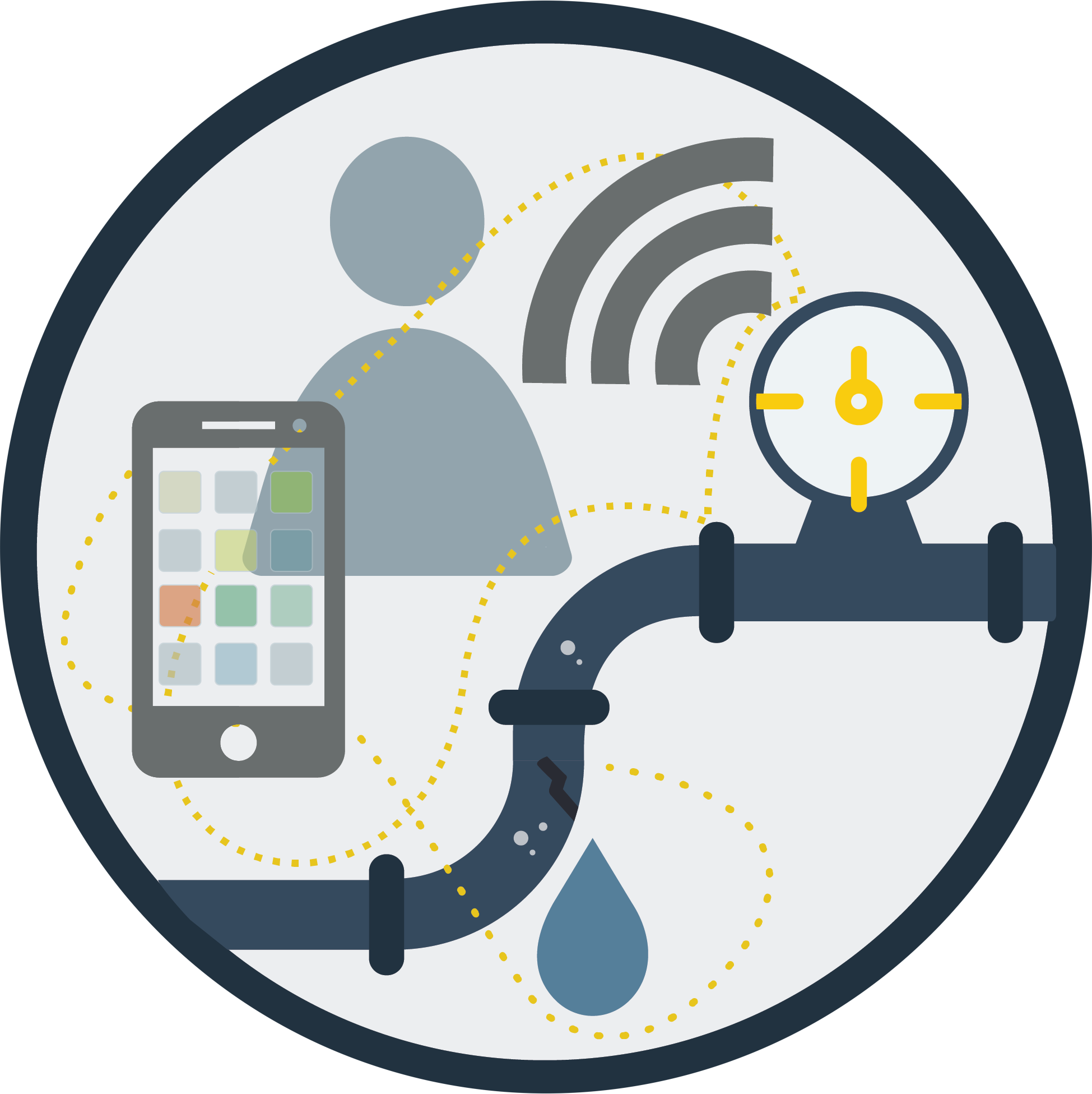ICT4WASH102: ICT for Water Service Providers