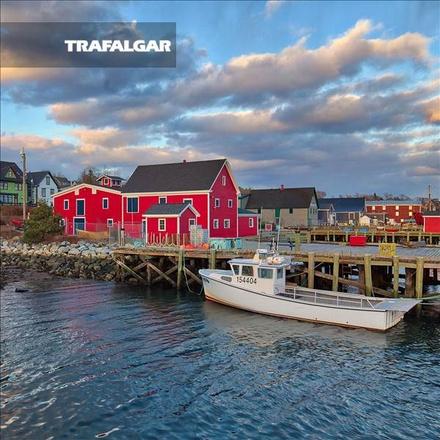 Essence of Eastern Canada with Maritimes Cruise Verandah Cabin