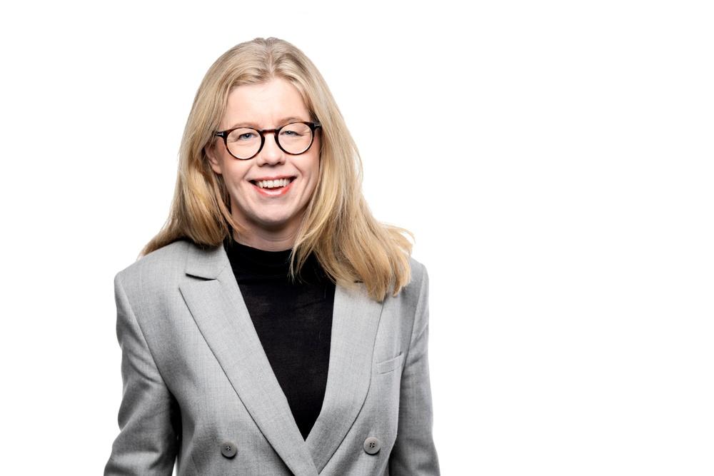 Susanne Nellemann Ek är vd för föreningen BIM Alliance