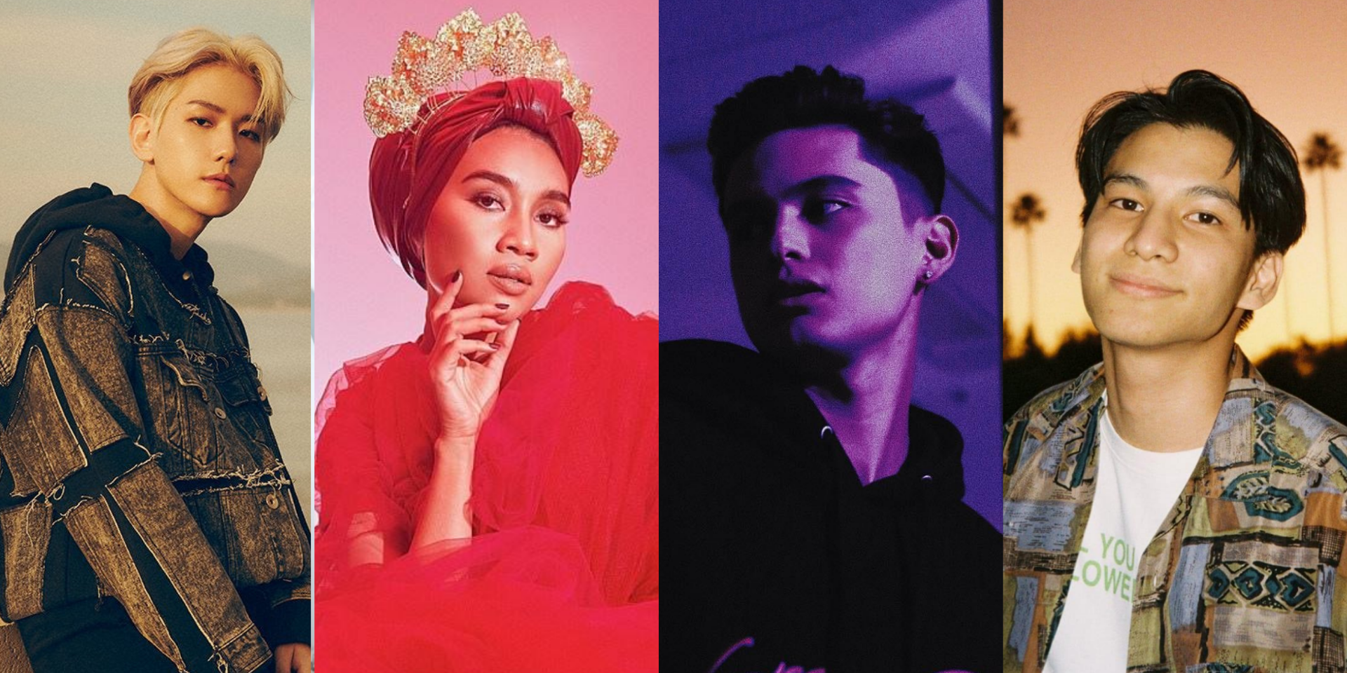 OVERPASS Music Festival unveils virtual edition lineup – Baekhyun, James Reid, Yuna, Phum Viphurit, and more