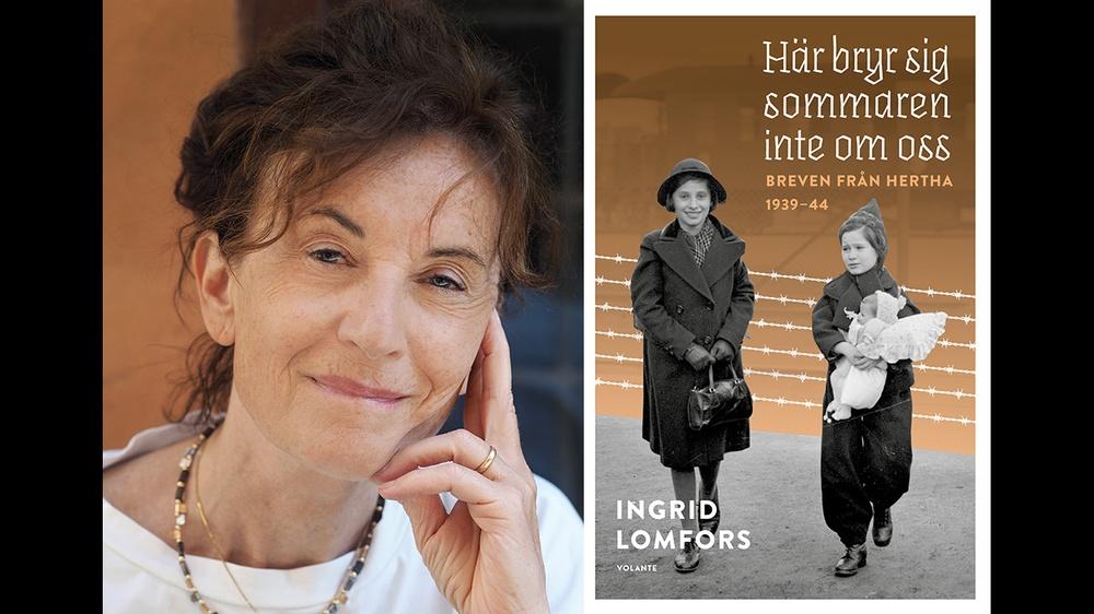 Ingrid Lomfors, foto Severus Tannenbaum.