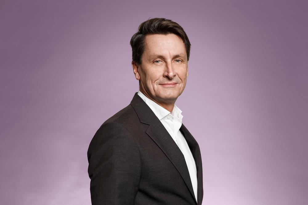 Göran Lundwall, vd och koncernchef, Almi