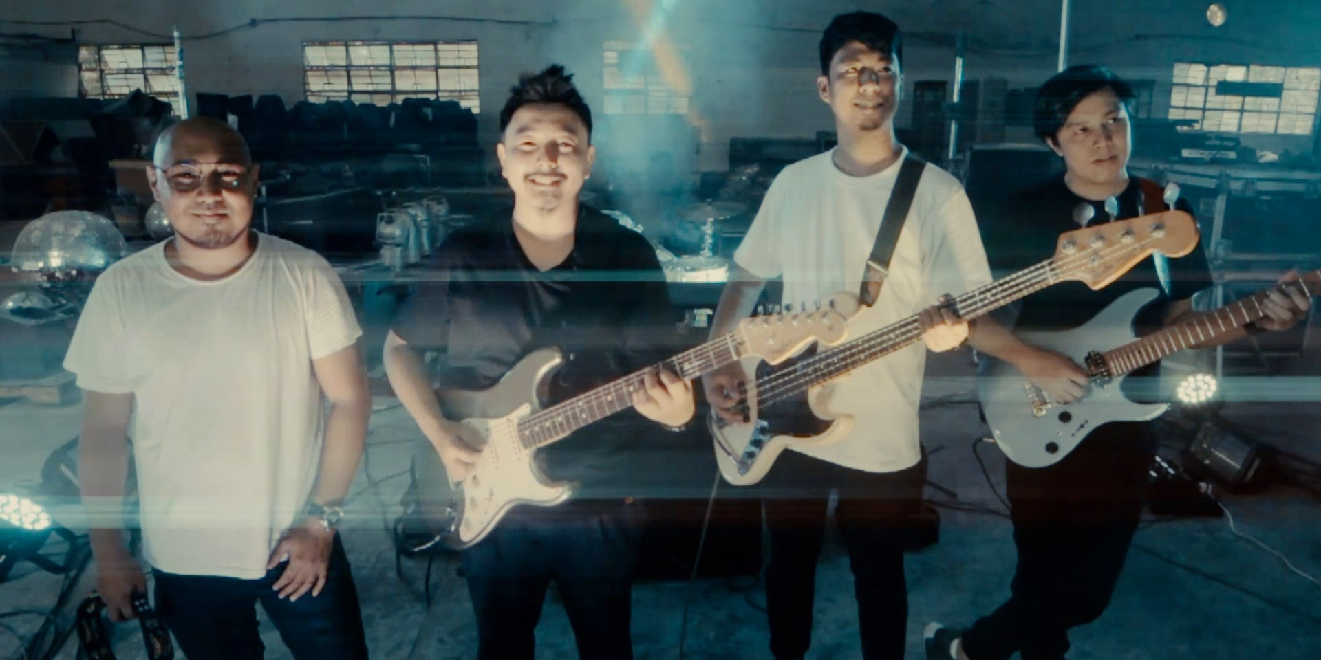 AOUI show off their creative side with DIY 'For Now' music video – watch