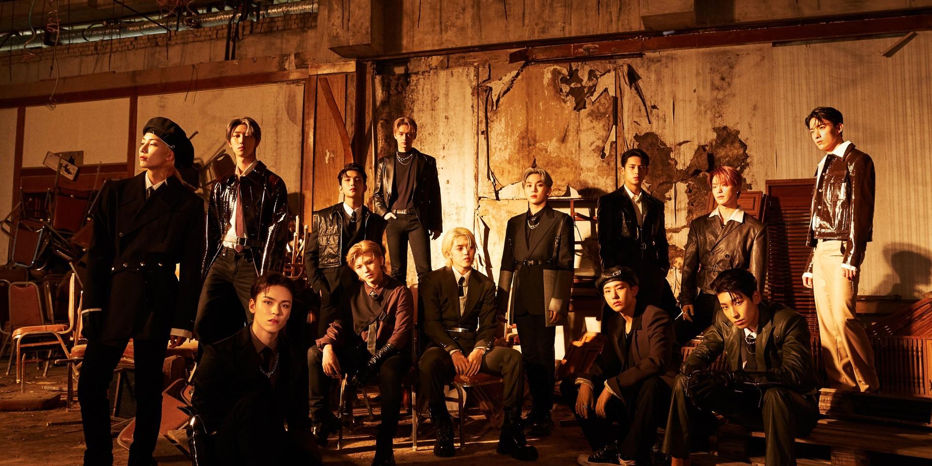 SEVENTEEN announce new mini-album, 'Attacca'