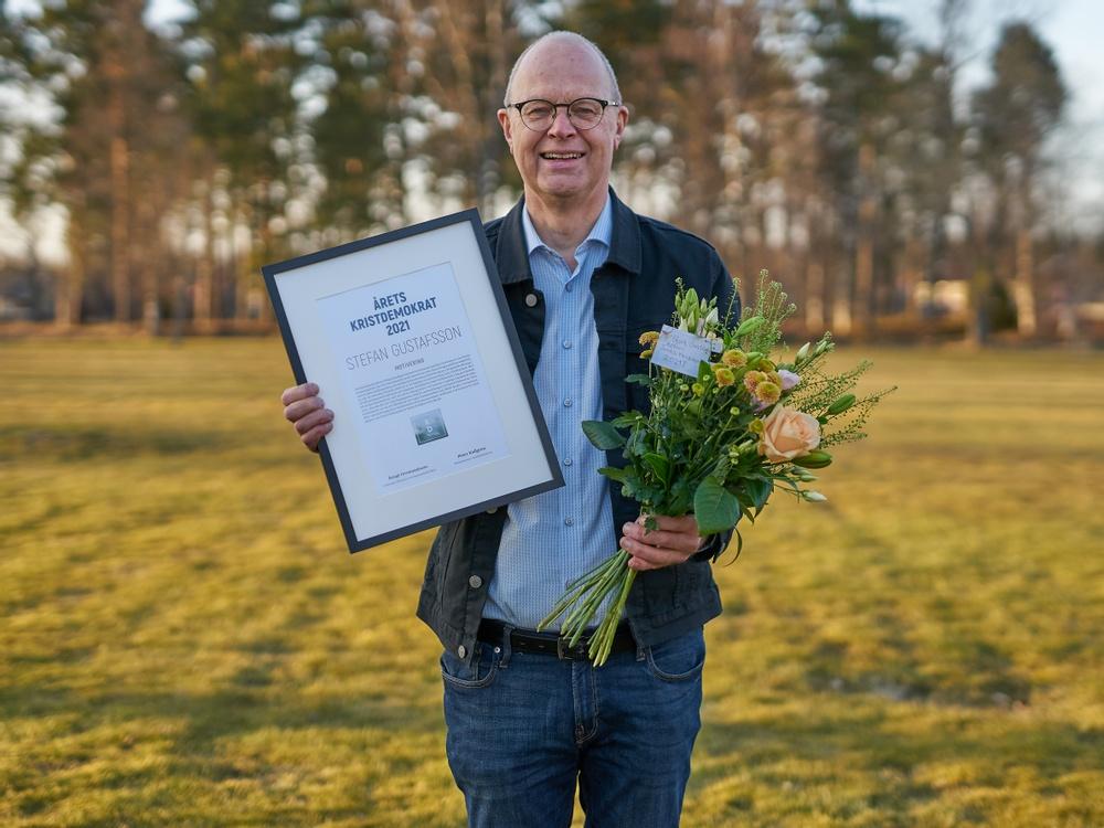 Stefan Gustafsson, Sävsjö kommun.