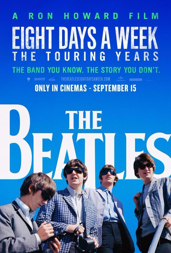The Beatles: 8 Days a Week - The Touring Years