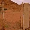 Ghardaya Cemetery, Cemetery Gate (Ghardaya, Algeria, 2009)