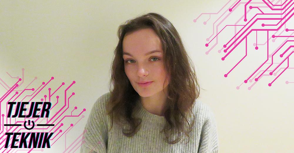 Tjejer och Teknik: Emma Nord