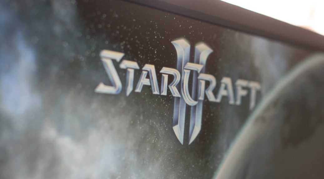 Playing Starcraft Taught Me a lot About Running a Business